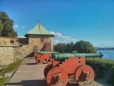 Ankershus Fortress & Castle